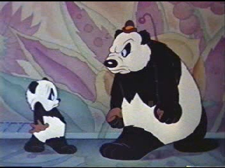 Andy panda in crow crazy 1945 helperstars for Andy panda jardin