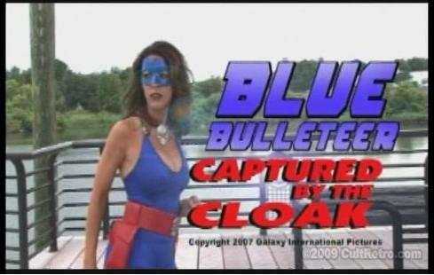 Blue Bulleteer