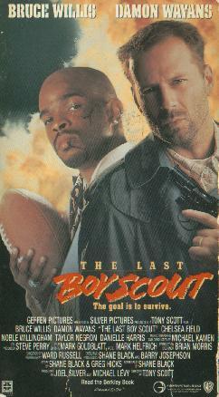 Last Boyscout