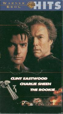 Charlie Sheen, Clint Eastwood