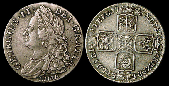 English shilling hog