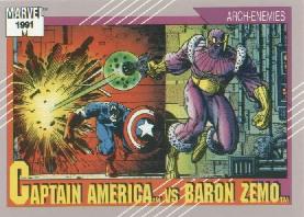 Captain America Baron Zemo