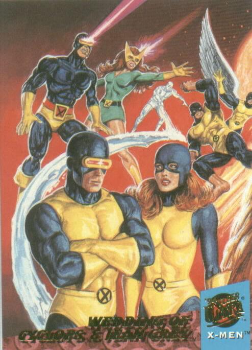Cyclops Jean Grey