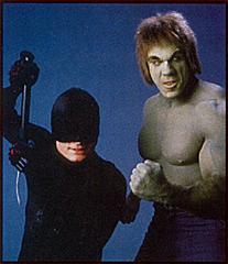 Daredevil & The Incredible Hulk