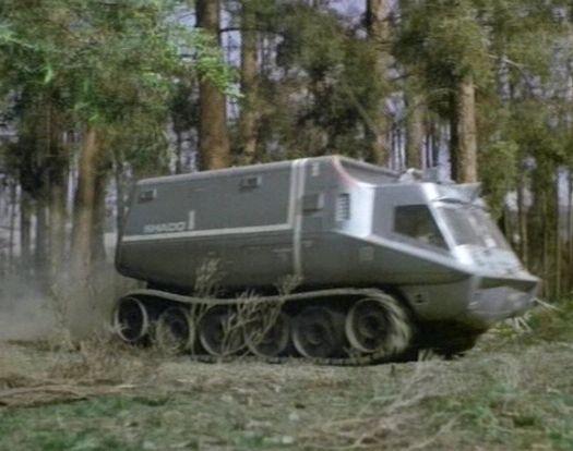 Polar Blair's Den- UFO
